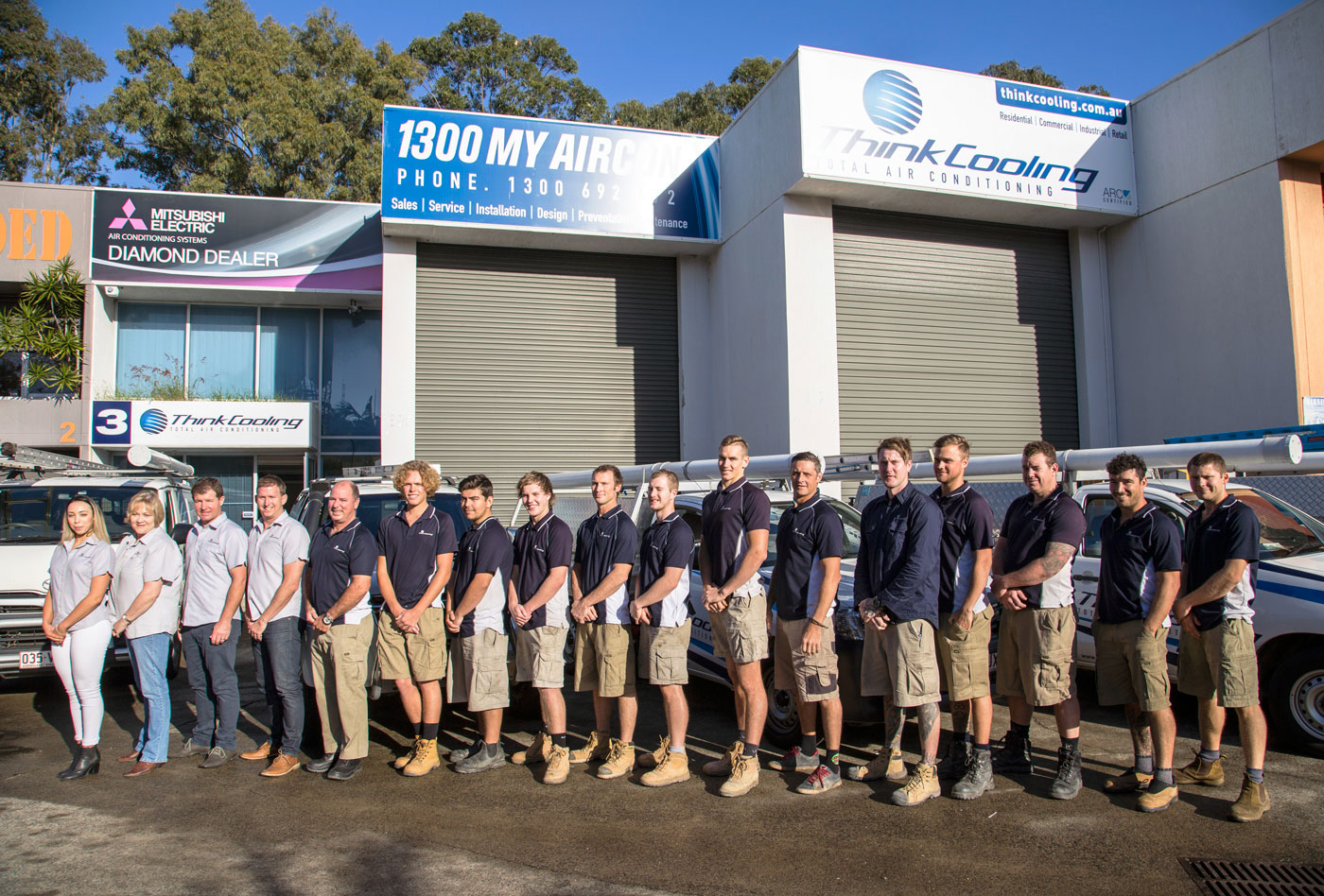Air Conditioning Specialists Gold Coast