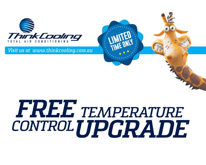 Free Temperature Control Upgrade
